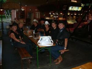 A Sörsátorban összegyűlt a vadiúj Wild Buffalo néhány tagja!