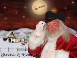 Ho-Ho-Ho! Howdy!